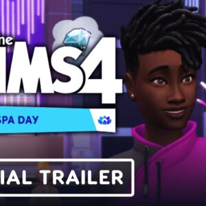 The Sims 4 Spa Day Refresh - Official Trailer