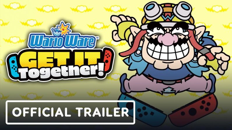 WarioWare: Get It Together! - Official Launch Trailer