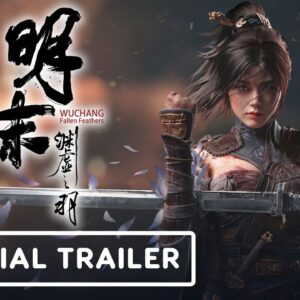 Wuchang: Fallen Feathers - Official 18 Minutes Exclusive Gameplay Trailer