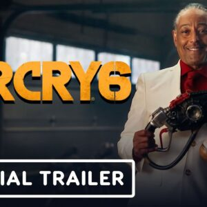Far Cry 6 Giancarlo Esposito Deconstructs Guerrilla Weapons - Official Trailer