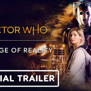 Doctor Who: The Edge of Reality - Official Launch Trailer
