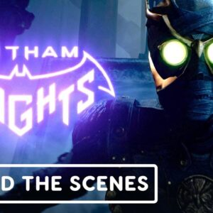Gotham Knights - Official Behind-The-Scenes Featurette | DC FanDome 2021