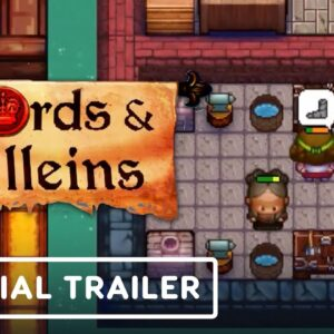 Lords and Villeins - Official Early Access Launch Trailer