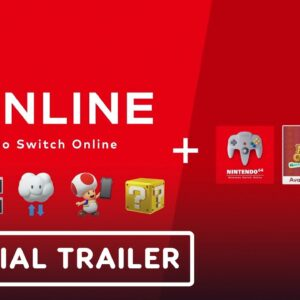 Nintendo Switch Online + Expansion Pack - Overview Trailer